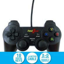 Redgear Smartline PC gamepad (3)