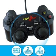 Redgear Smartline PC gamepad (4)